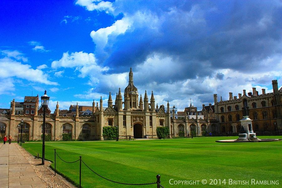 Кингз Колледж, Кембридж, Англия