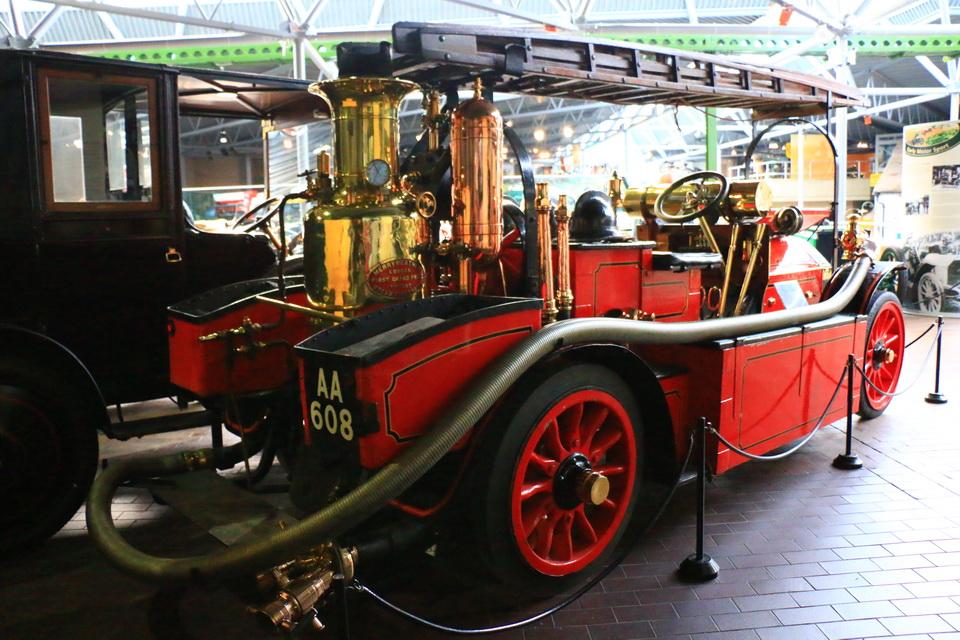Национальный Музей Автомобилей, деревня Бюли, графство Хэмпшир, Англия