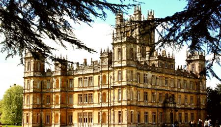 Замок Хайклер, графство Хэмпшир, Англия