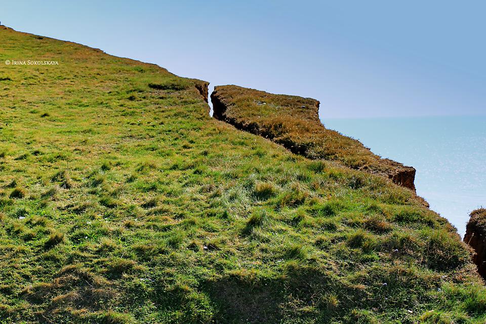 Скалы Семь Сестер, Восточный Сассекс, Англия