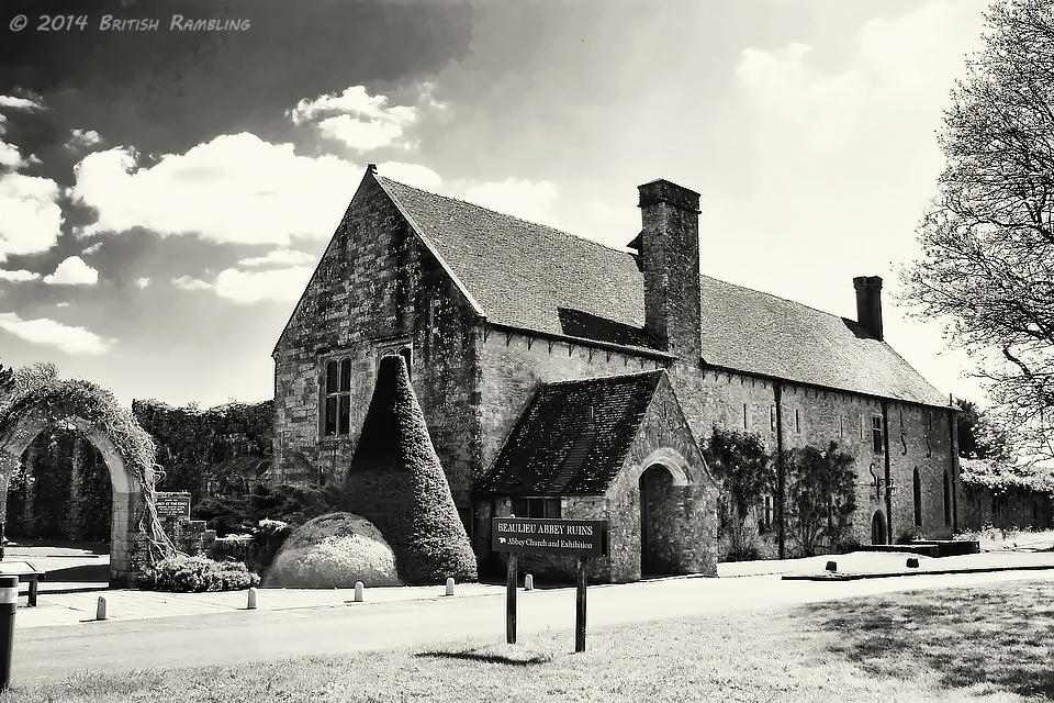 Аббатство Бюли, графство Хэмпшир, Англия