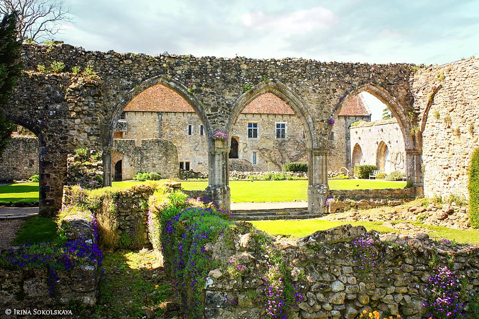 Аббатство Бьюли, графство Хэмпшир, Англия.