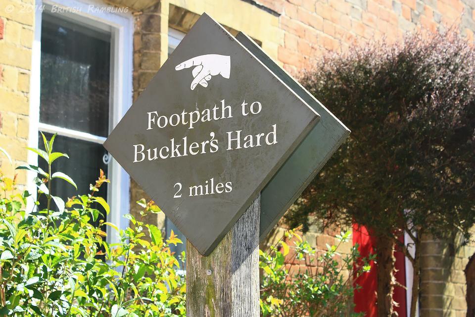 Деревня Бюли, графство Хэмпшир, Англия