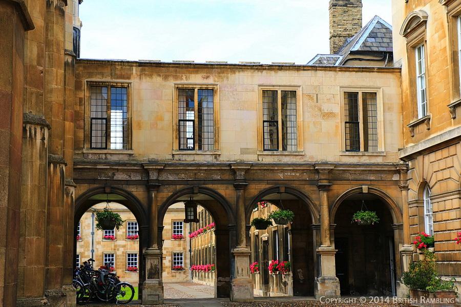 Кембридж, Англия