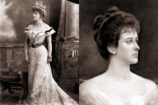 Леди Альмина, 5-ая графиня Карнарвон
