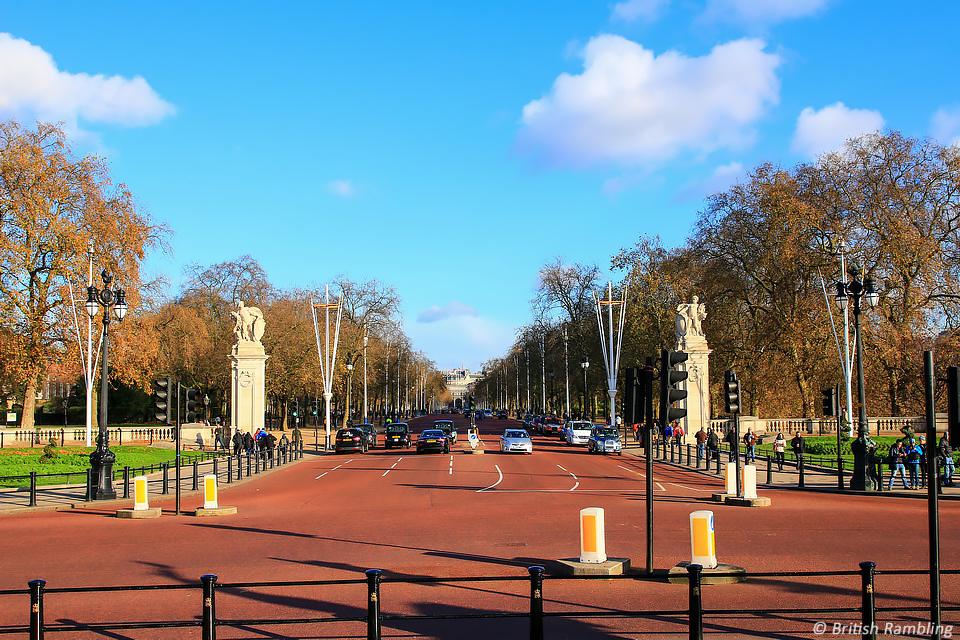Молл, Лондон, Англия.