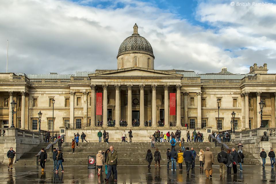 Национальная Галерея, Лондон, Англия.