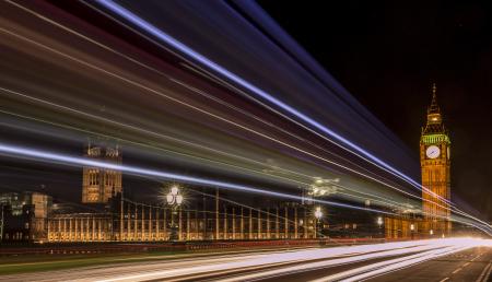 Парламент и Биг Бен, Лондон, Великобритания