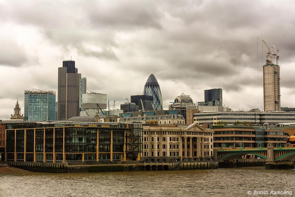 Лондонский Сити, Англия.