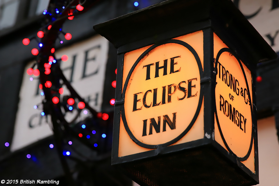 Паб Eclipse Inn, Уинчестер, Англия
