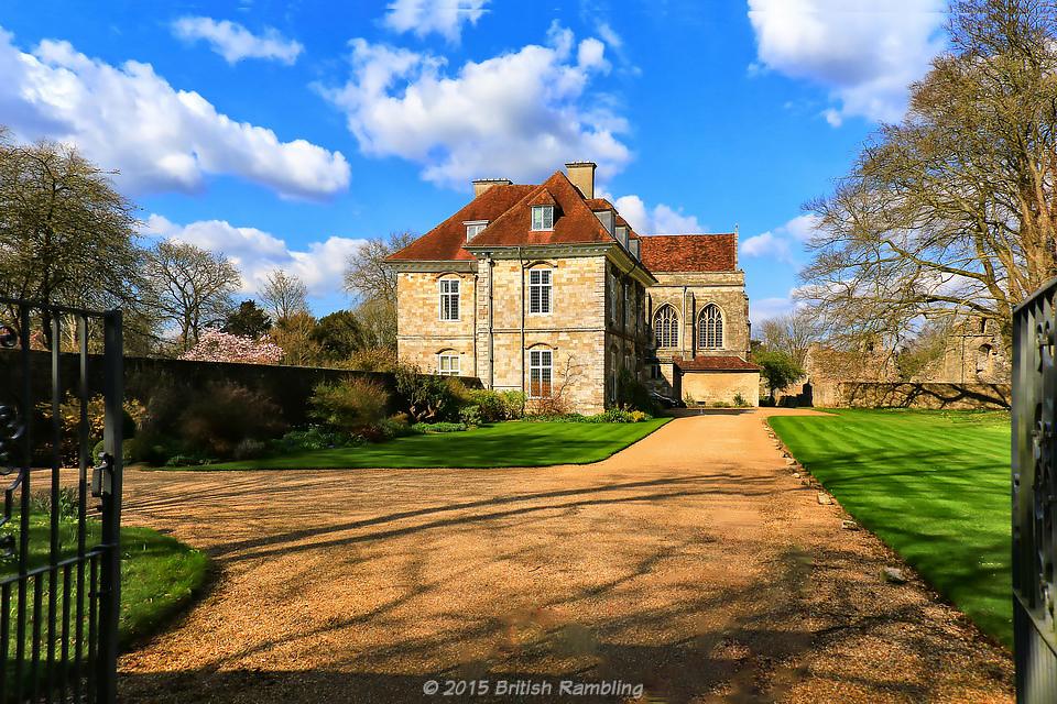 Резиденция Архиепископа Уинчестерского, Уинчестер, Англия.