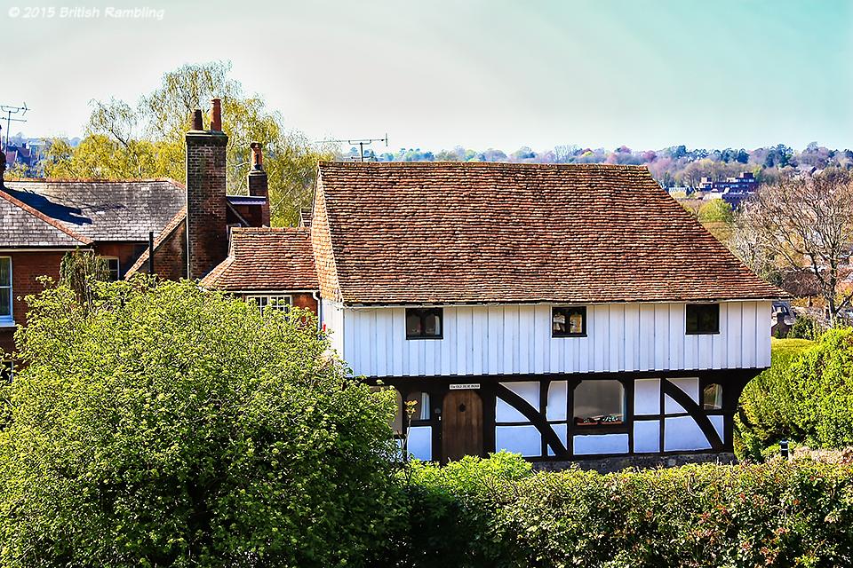 Blue Boar House, Уинчестер, Англия.