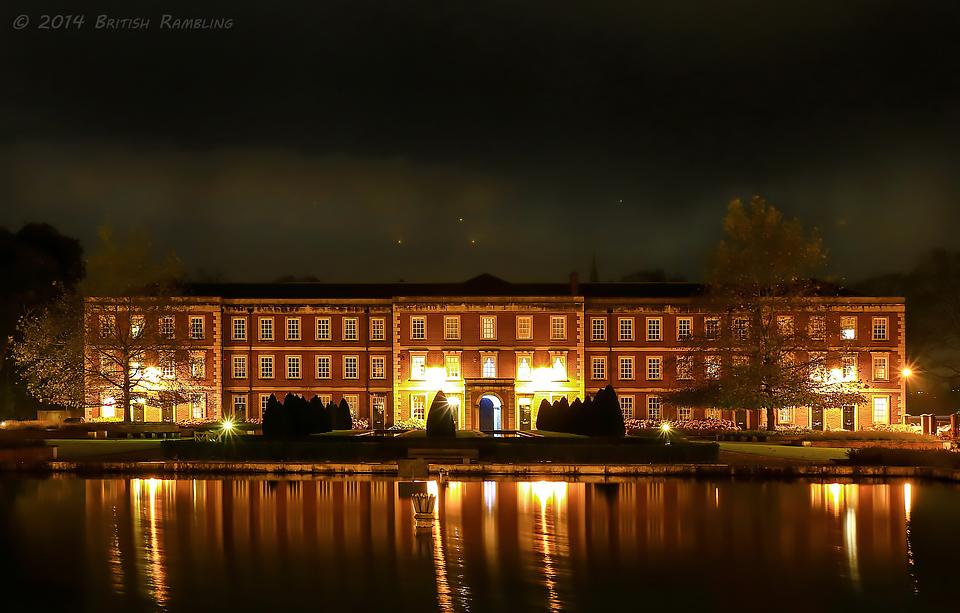 Военные Бараки (Peninsula Barracks), Уинчестер, Англия.