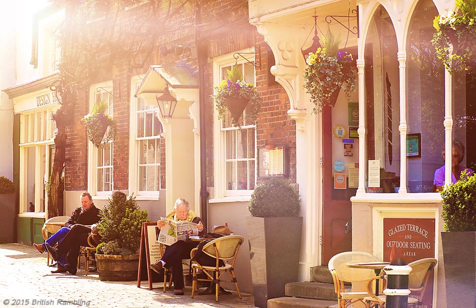 Winchester restaurants