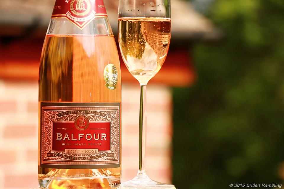 Balfour Brut Rose 2010