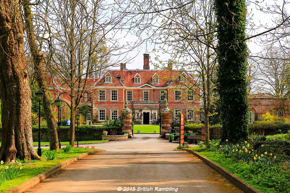 Отель Lainston House, Уинчестер, Англия.