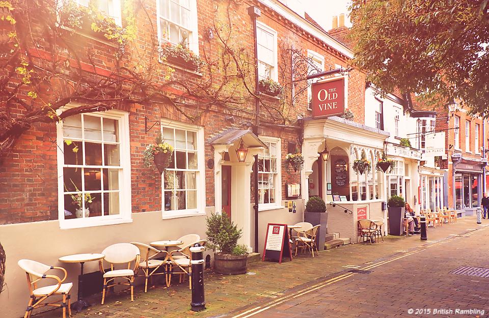 The Old Vyne, Уинчестер, Англия.