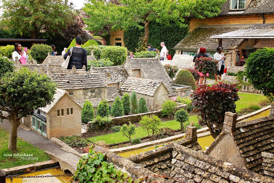 Модель деревни Бертон-на-Воде, Котсуолдс