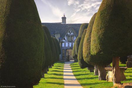 Котсуолдс, Англия.