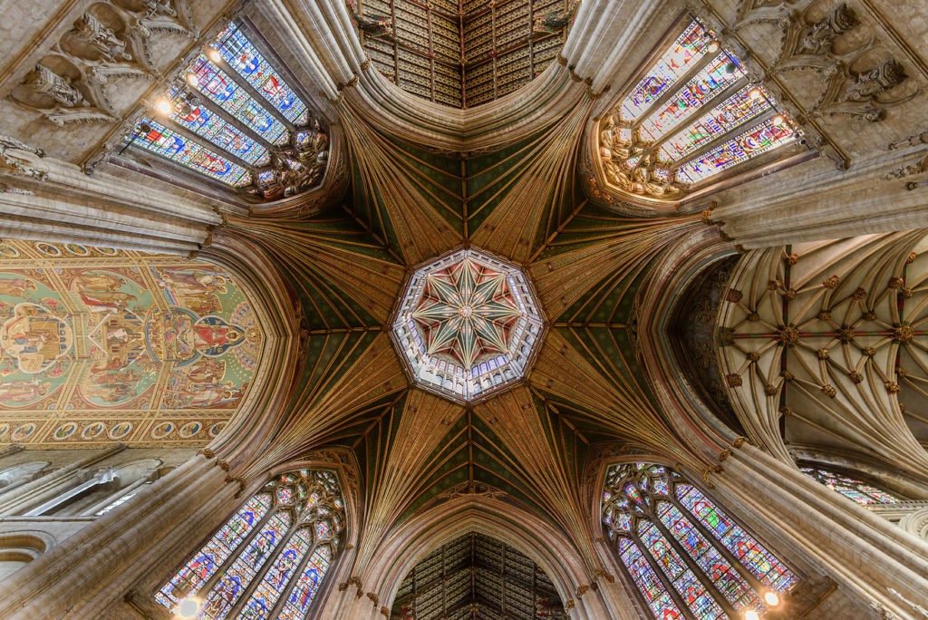 Ely Cathedral by Nick Rowland