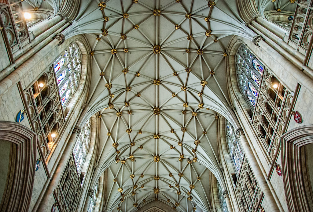 York Minster by Garry Campbell Hall