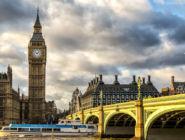 Вестминстерский мост, Лондон, Англия.