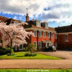 ШШкола Пилигримов (школа для мальчиков), Уинчестер, Англия.