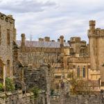 Замок Арундел, графство Западный Сассекс, Англия