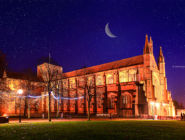Уинчестерский собор, графство Хэмпшир, Англия