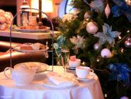 5 o'clock tea в загородном отеле Rhinefield House Hotel, графство Хэмпшир, Англия