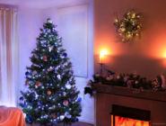"""Рождество в моем """"замке"""""""