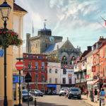 Город Ромзи, графство Хэмпшир, Англия