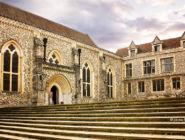 Большой зал Винчестерского замка, Англия