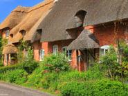 Английская деревня, графство Хэмпшир