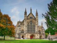 Кафедральный собор г.Винчестер, графство Хэмпшир, Англия