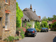 Английская деревня, графство Западный Сассекс