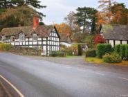 Черно-белые деревни графства Херефордшир